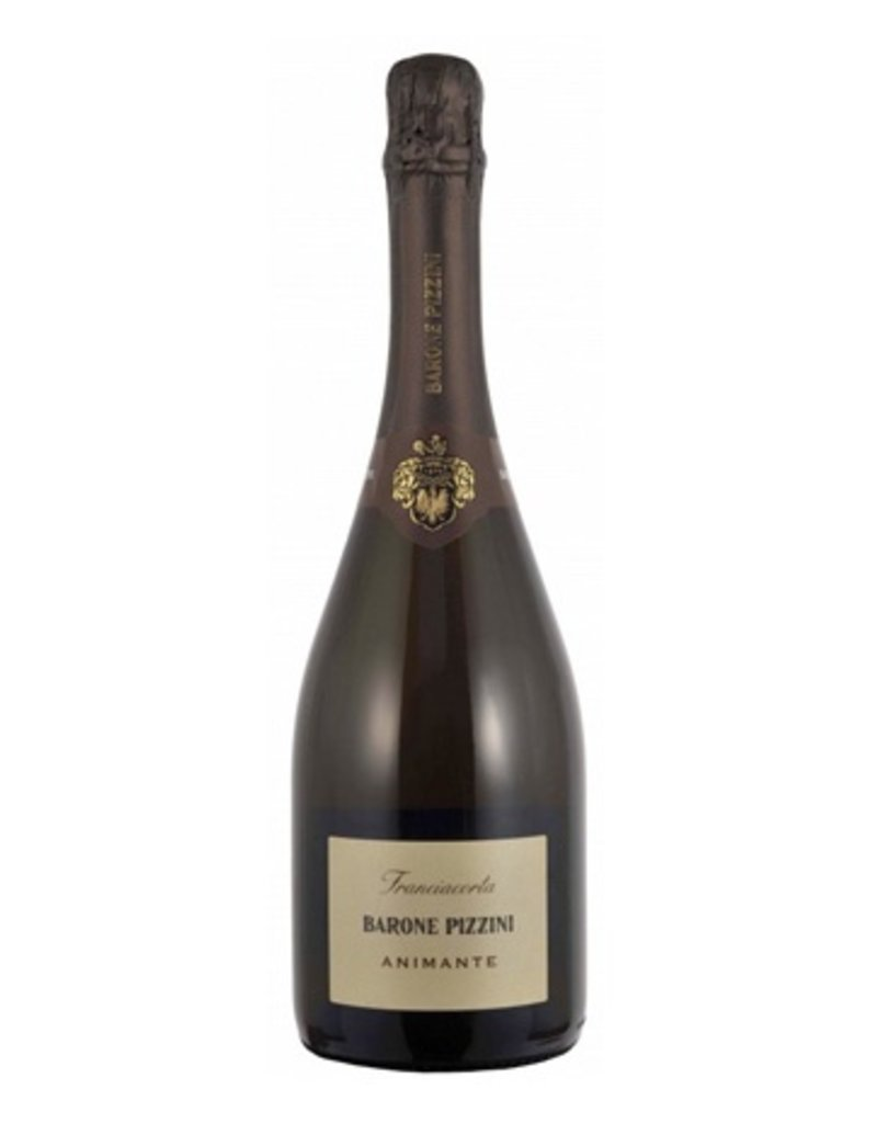 "Wine Sparkling ""Animate - Brut"", Barone Pizzini, Franciacorta, IT, NV"
