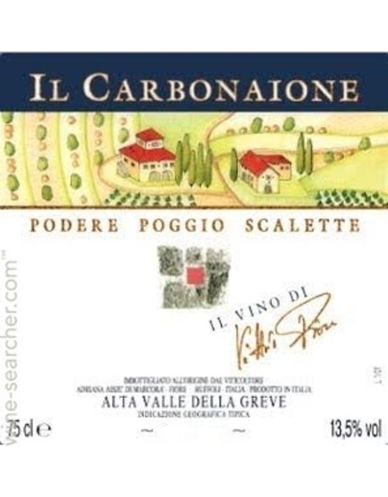"""Sangiovese """"Il Carbonaione"""", Poggio Scalette, Tuscany, IT, 2013"""