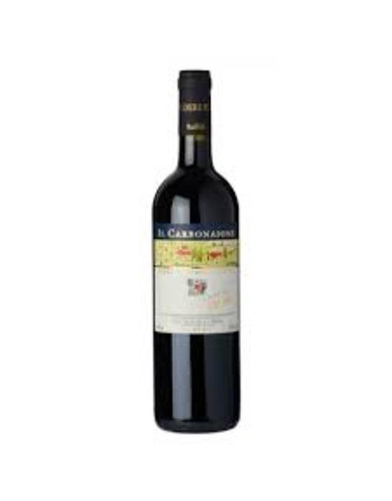 """Wine Sangiovese """"Il Carbonaione"""", Poggio Scalette, Tuscany, IT, 2013"""