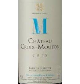 Bordeaux (Non-Futures) Chateau Croix Mouton, Bordeaux Superieur, FR, 2015