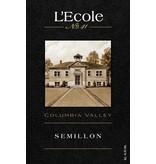 Wine Semillon, L'Ecole No 41, Columbia Valley, WA, 2014