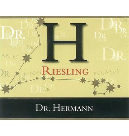 "Wine Riesling ""H"", Dr. Hermann, Mosel, DE, 2015"