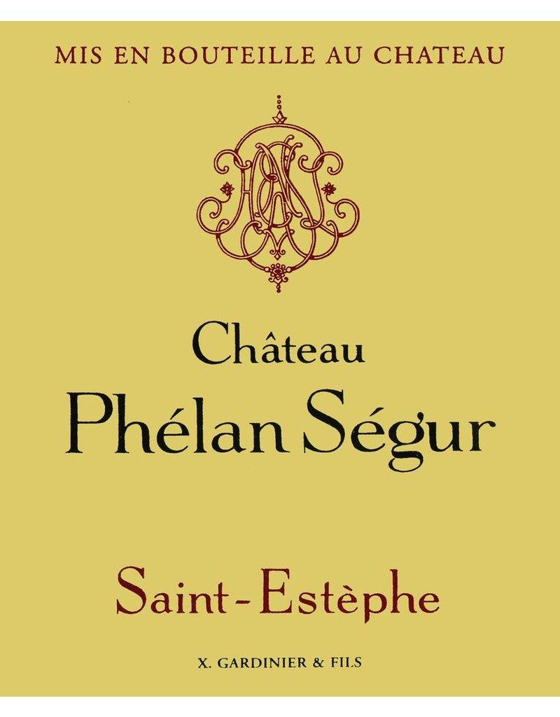 Bordeaux (Non-Futures) Chateau Phelan Segur, St. Estephe, FR, 2010