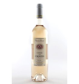 Wine Rose, Chateau Les Crostes, Cotes de Provence, FR, 2016