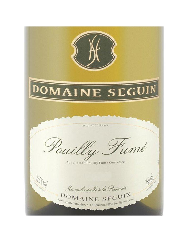 Wine Pouilly Fume, Domaine Seguin, FR, 2015