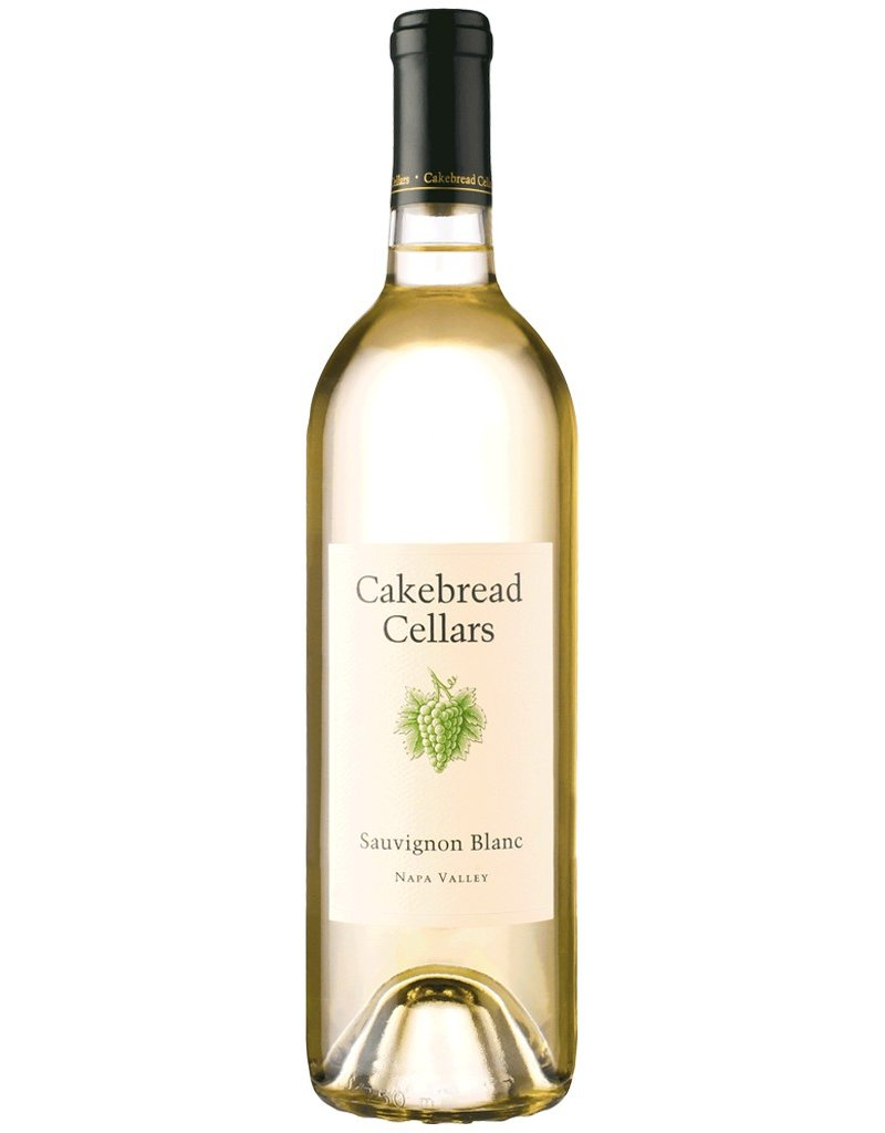 Wine Sauvignon Blanc, Cakebread Cellars, Napa Valley, CA, 2015