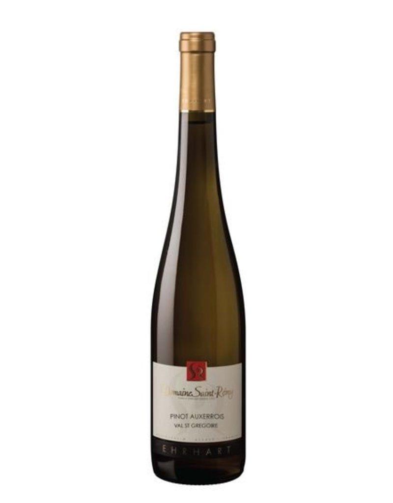 """Wine Pinot Auxerrois """"Lieu-dit Val Saint-Gregoire"""", Domaine Saint-Remy, Alsace, FR, 2015"""