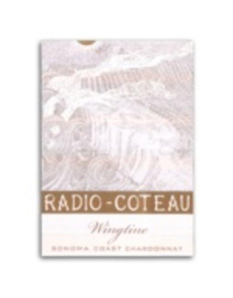 "Wine Chardonnay ""Wingtine"", Radio-Coteau, Sonoma Coast, CA, 2014"
