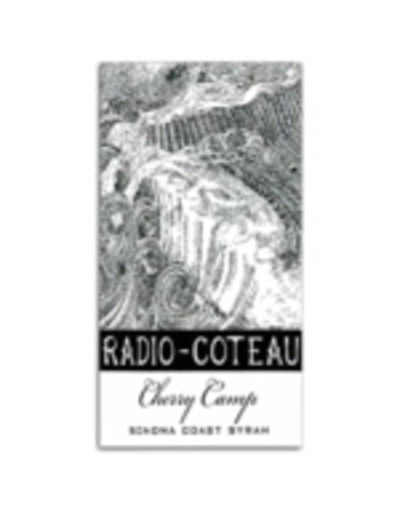 "Wine Syrah ""Cherry Camp"", Radio-Coteau, Sonoma Coast, CA, 2012"