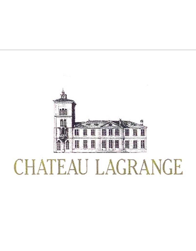 Bordeaux (Non-Futures) Chateau Lagrange, FR, 2012