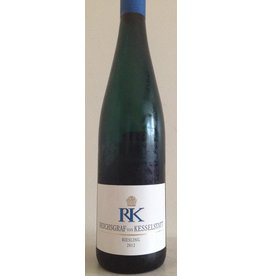 "Riesling ""RK"", Rechsgraf von Kesselstatt, Mosel, DE, 2015"