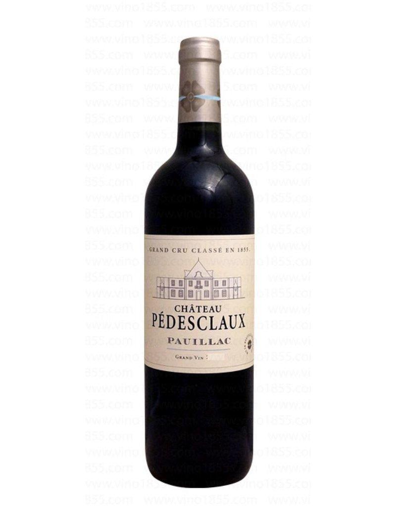 Bordeaux (Non-Futures) Chateaux Pedesclaux, Pauillac, FR, 2012