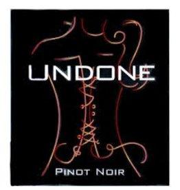 "Wine Pinot Noir ""Unoaked"", Undone, Rheinhessen, DE, 2015"