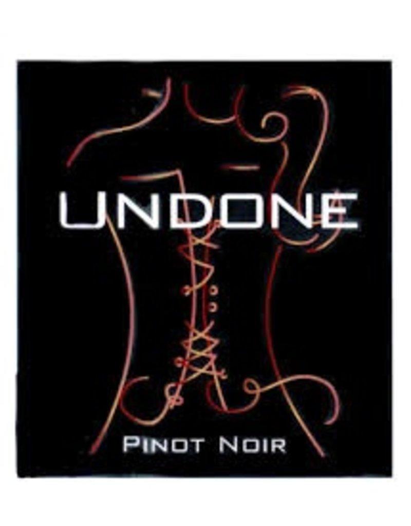 "Wine Pinot Noir ""Undone - Undone"", PJ Valckenberg, Rheinhessen, DE, 2015"