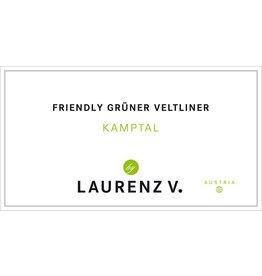 """Wine Gruner Veltliner """"Friendly"""", Laurenz V., Kamptal, AT, 2013"""
