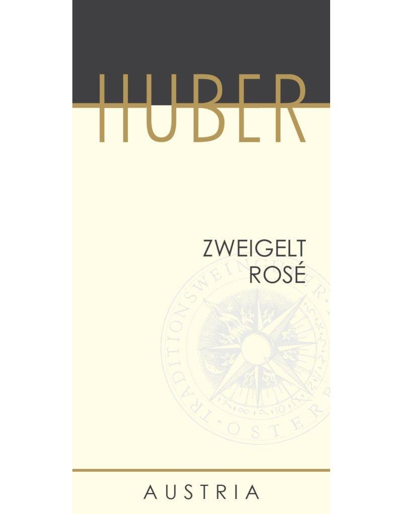 """Wine Zweugelt """"Rose"""", Weingut Markus Huber, Traisental, AT, 2015"""