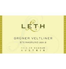 Wine Gruner Veltliner, Leth, Wagram, AT, 2014
