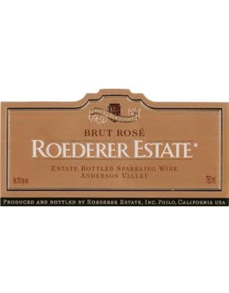 """Sparkling """"Brut Rose"""", Roederer Estate, CA, NV"""