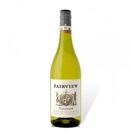 Wine Viognier, Fairview Vineyards, ZA, 2015