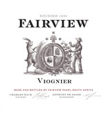 Wine Viognier, Fairview Vineyards, ZA, 2016