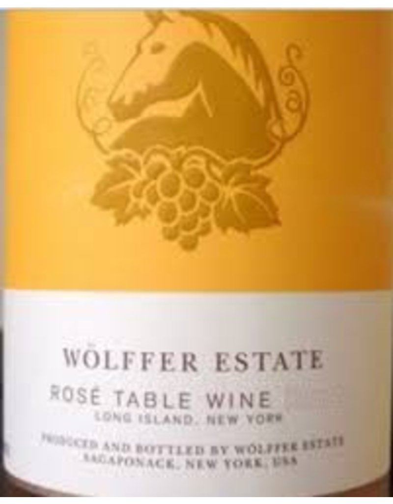 Wine Rose, Wolffer Estate, Long Island, NY, 2016