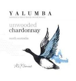 """Wine Chardonnay """"Unwooded"""", Yalumba Y Servies, South Australia, AU, 2016"""
