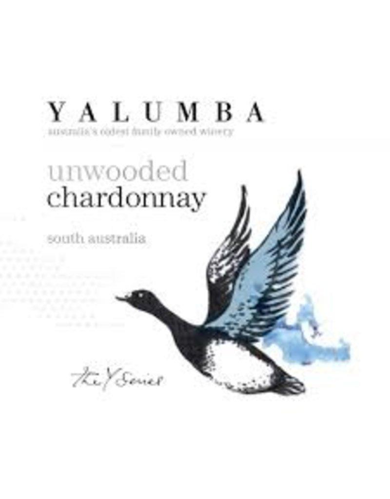 """Wine Chardonnay """"Unwooded"""", Yalumba Y Series, South Australia, AU, 2016"""