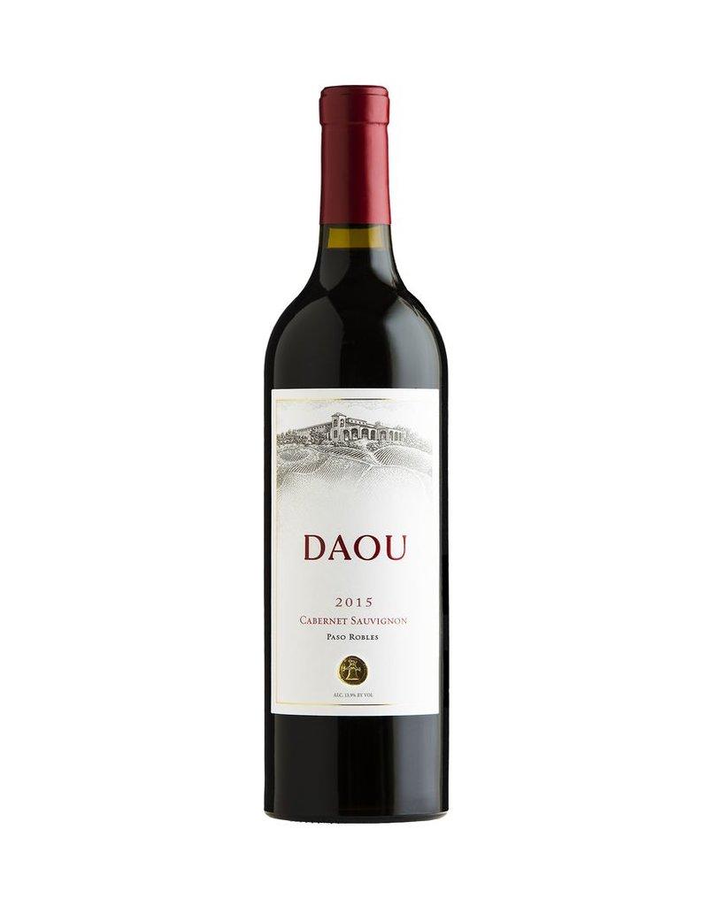 Wine Cabernet Sauvignon, Daou, Paso Robles, CA, 2015