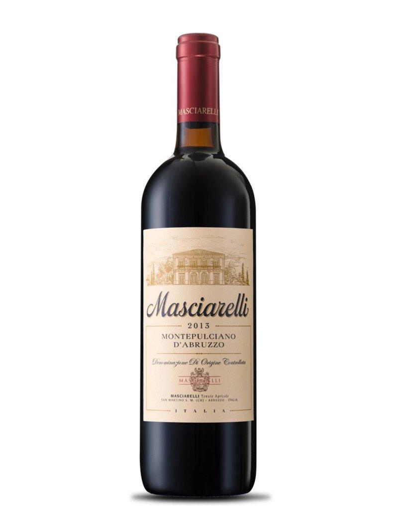 Wine Montepulciano d'Abruzzo, Masciarelli, IT, 2014