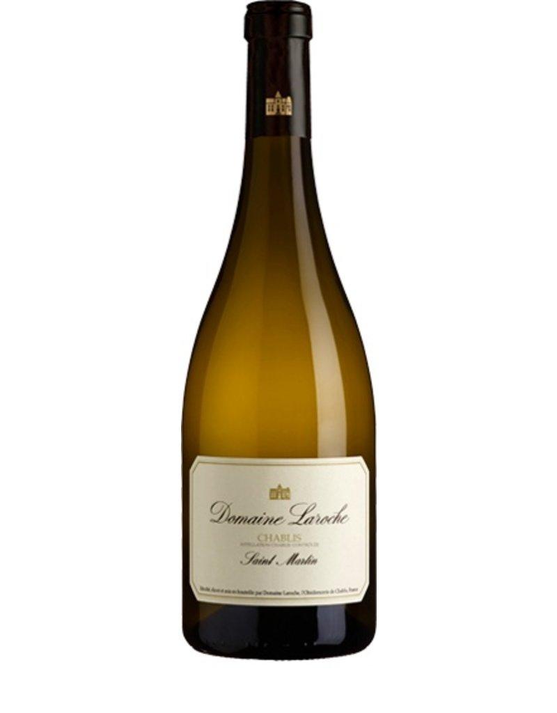 "Wine Chablis ""Saint Martin"", Domaine Laroche, FR, 2015"
