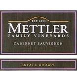 """Cabernet Sauvignon """"Estate Grown"""", Mettler, Lodi, CA, 2014"""