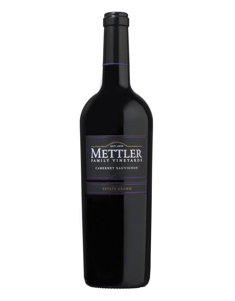 """Wine Cabernet Sauvignon """"Estate Grown"""", Mettler, Lodi, CA, 2014"""
