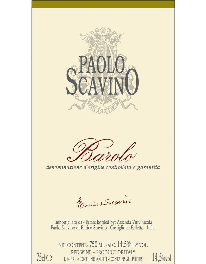 Wine Barolo, Paolo Scavino, IT, 2013