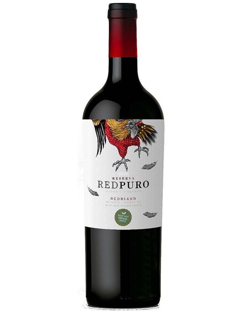 "Red Blend ""Reserva - Organic"", RedPuro, Mendoza, AR, 2015"