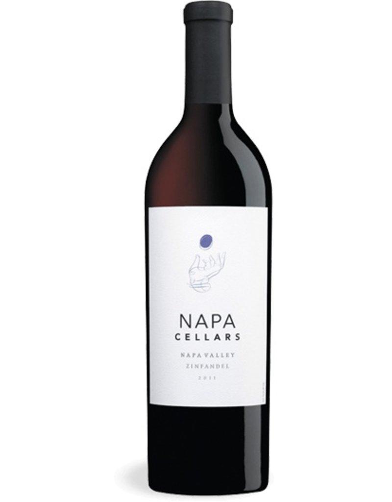 Wine Zinfandel, Napa Cellars, Napa Valley, CA, 2013