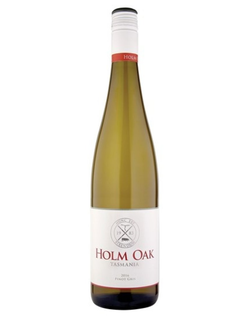 Pinot Gris, Holm Oak Vineyards, Tasmania, AU, 2015