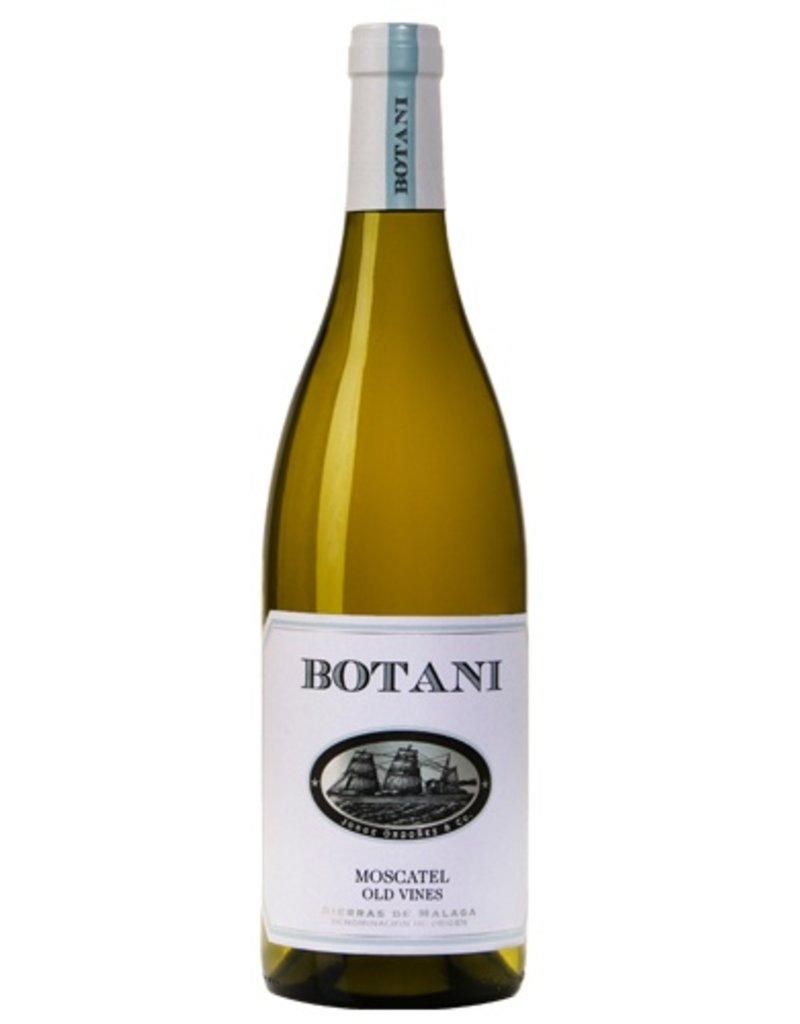 "Wine Moscatel ""Botani- Old Vines"", Jorge Ordonez, ES, 2015"