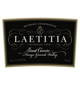 "Wine Sparkling ""Brut Cuvee"", Laetitia, Arroyo Grande Valley, CA, NV"