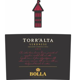"Wine Red Blend ""Torr'Alta Veronese"", Bolla, Rosso, IT, 2012"