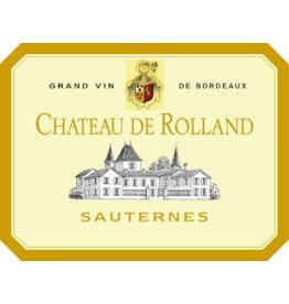 Wine Chateau de Rolland, Sauternes, FR, 2008 (375ml)