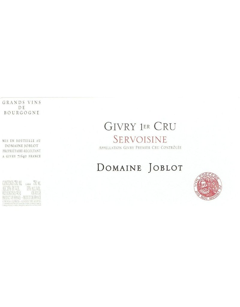 "Givry 1er Cru ""Clos de la Servoisine"", Domaine Joblot, FR, 2014"