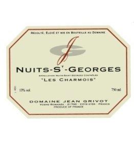"""Wine Nuits-Saint-Georges """"Les Charmois"""", Domaine Jean Grivot, FR, 2013"""