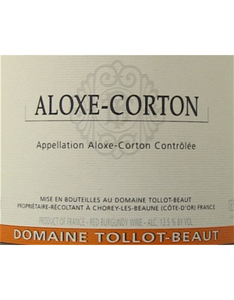 Wine Aloxe-Corton, Domaine Tollot-Beaut, FR, 2013