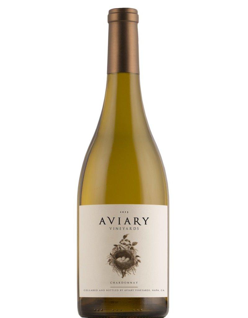 Wine Chardonnay, Aviary Vineyards, CA, 2015