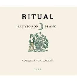 Wine Sauvignon Blanc, Ritual, Casablanca Valley, CL, 2014