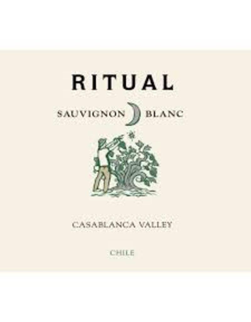 Wine Sauvignon Blanc, Ritual, Casablanca Valley, CL, 2014