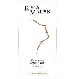"""Wine Cabernet Sauvignon """"Reserva"""", Ruca Malen, Mendoza, AR, 2013"""