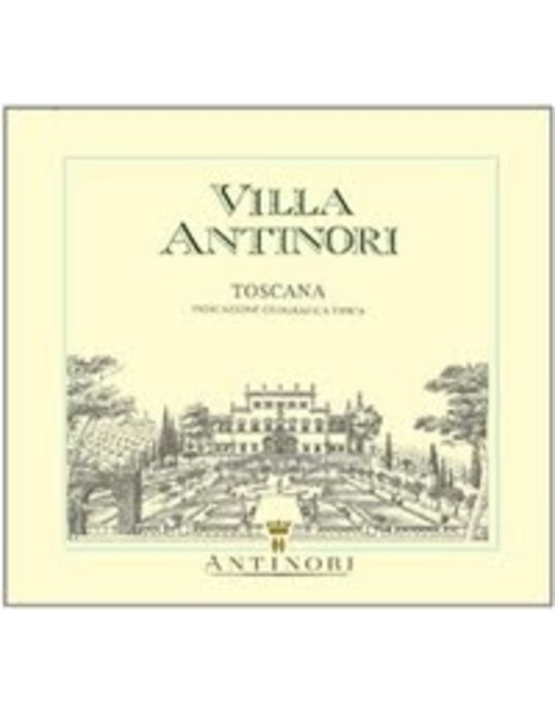 "Wine Super Tuscan ""Villa Rosso"", Antinori Family Estate, Tuscany, IT, 2013"