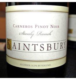 "Wine Pinot Noir, ""Stanley Ranch"", Saintsbury,  2014"