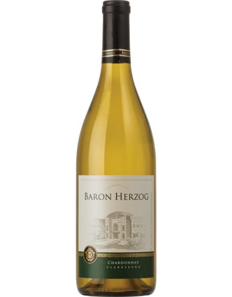 "Wine Chardonnay ""Kosher"", Baron Herzog, Clarksberg, CA, 2015"